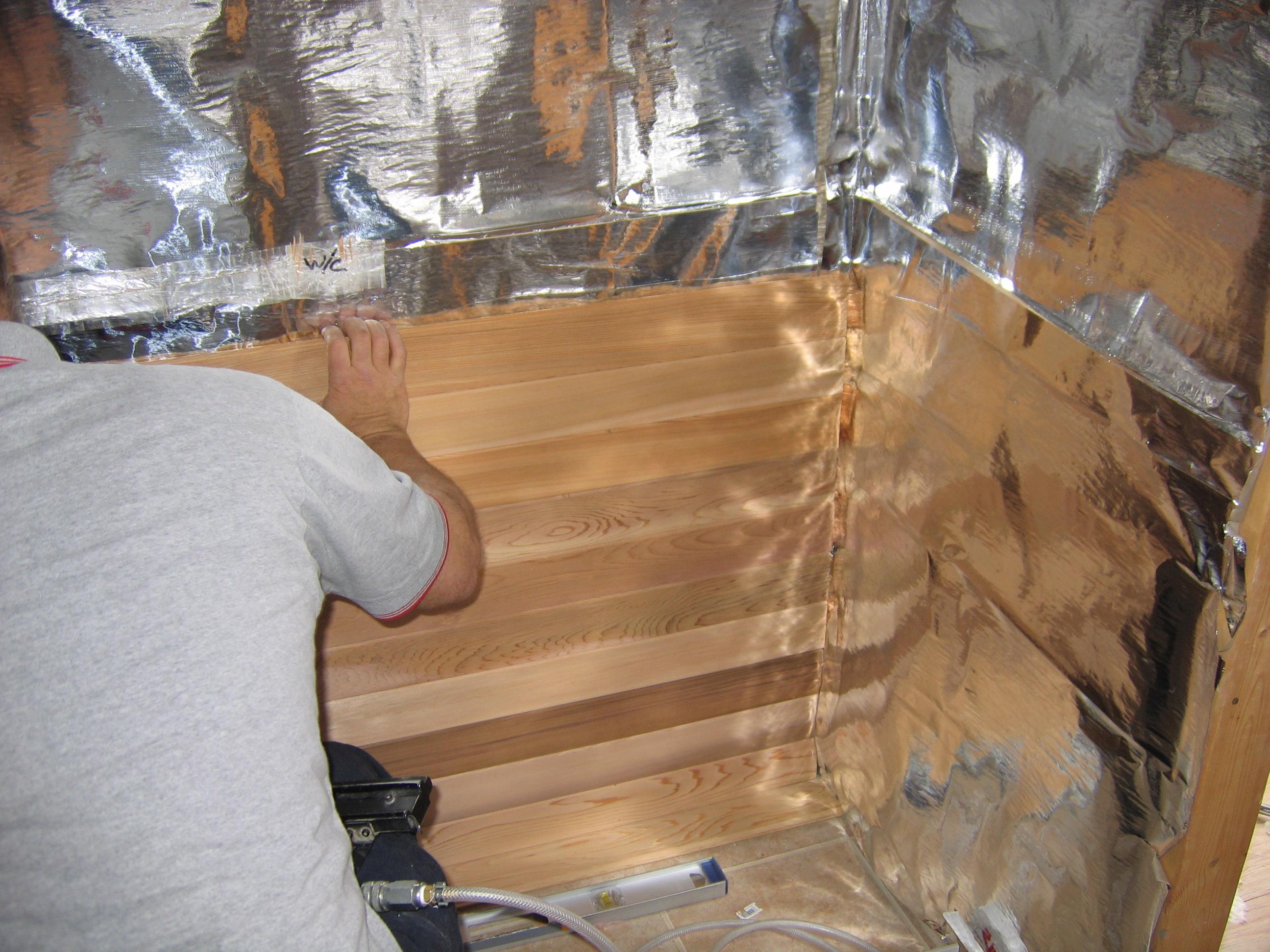 DIY Sauna Kits | Customize & Build Your Home Sauna