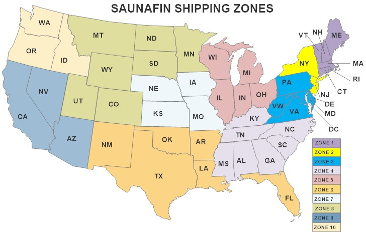 panoramic view barrel sauna delivery locations usa