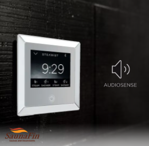 AudioSense Bluetooth Addition | SaunaFin